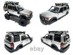 1/10 Rastar Land Rover Discovery LR3 4x4 RC Crawler Hard Body with Extras MINT