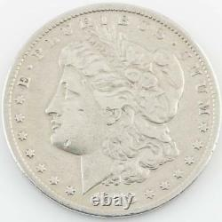 1878 CC Morgan Dollar RARE 1st Year Carson City Mint Issue Key Date Hard To Find
