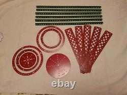 1950's MECCANO RED GREEN NEVER USED MINT OLD SHOP STOCK HARD TO FIND