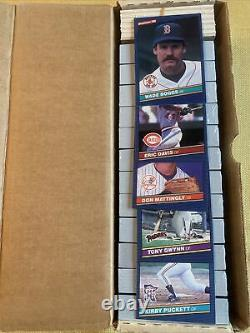 1986 Donruss Complete Baseball Factory Sealed TOTALLY MINT RARE HARD TO FIND