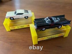 2 Hard to Find Aurora Slot Cars withOriginal Box in Mint Condition