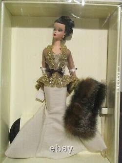 2003 RARE & HARD TO FIND CHATAINE Barbie Doll. MINT FAO SCHWARZ Le. Edition