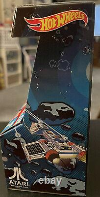 2013 SDCC Exclusive Hot wheels, Atari-Asteroids Beach Bomb withSounds Hard To Find