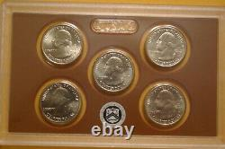 2019 W Complete 5 Quarter Set Now Hard To Find West Point Mint