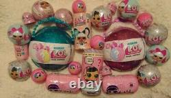 25 LOL Surprise Glam Glitter Adorable Large Lot for Girls Brand New Hard to Find