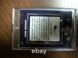 (3) 2005 Donruss Playoff Gold Tom Brady Spellbound /100 Hard To Find