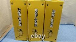 65+ Easyriders Magazine Lot + 6 Vintage Private Stash Binders Hard To Find