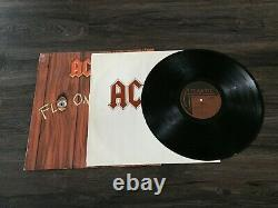 AC/DC LP Vinyl Lot of 9 Record Collection HARD TO FIND! FREE SHIPPING