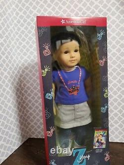 American Girl Z YANG 18 DOLL BOOK Retired New In Box HARD TO FIND