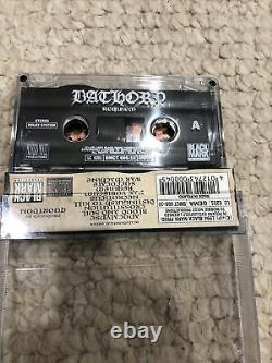 BATHORY 8 Cassette Lot Very Hard To Find Cassettes, Nice Condition