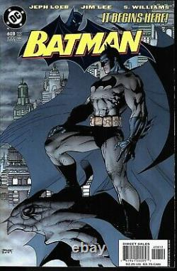 Batman #608 Near Mint- Rare 2nd print, Hard to find