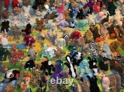 Beanie Babys Lot Bulk 177 Rare Hard To Find New with Tags Errors