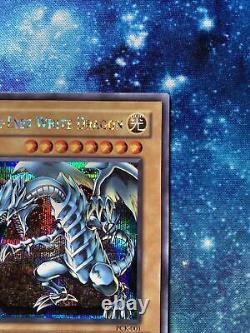 Blue Eyes White Dragon PCK-001 Near Mint Hard To Find! Yugioh