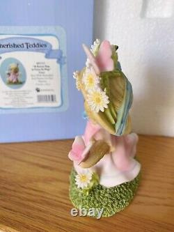 Cherished Teddies Daisy 4051517 Hard To Find Mint Condition