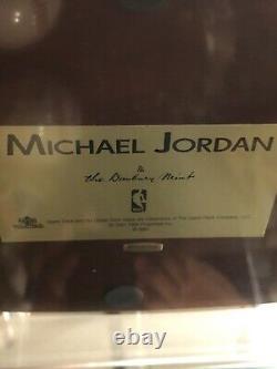 Danbury Mint 4 Figure Michael Jordan SetRare Hard to Find
