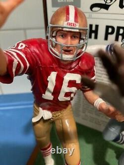Danbury Mint 49ers vs Cowboys. The Catch / Rare and Hard to Find