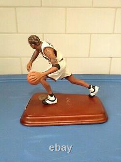Danbury Mint Philadelphia 76ers Allen Iverson / Hard to Find & Rare