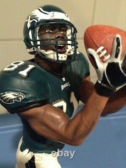 Danbury Mint Philadelphia Eagles Terrell Owens / Hard to Find & Rare