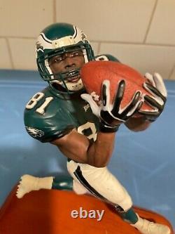 Danbury Mint Philadelphia Eagles Terrell Owens /// Hard to Find & Rare