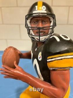 Danbury Mint Pittsburgh Steelers Kordell Stewart. Hard to Find
