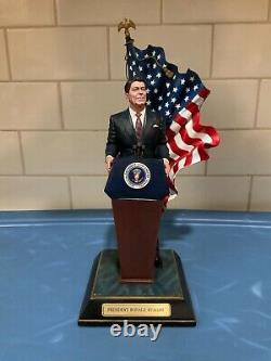 Danbury Mint President Ronald Reagan. Very Rare and Hard to Find