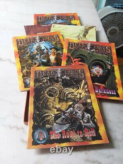 Deadlands Classic Weird West Used Book Lot Rare Hard to find
