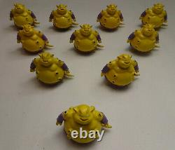 DragonBall Z Lot of 10 Fat Janemba Figures 1989 AB TOYS Rare Hard To Find