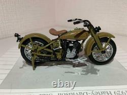Franklin Mint 1929 Harley Davidson Side Valve Twin 1/24 Scale Bike hard to find
