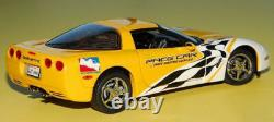 Franklin Mint 2002 Corvette Indy League LE of 500 in 1/24 Scale. Hard to find