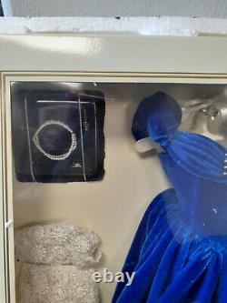Franklin Mint Scarlett Blue Velvet Portrait Ensemble 16 Hard To Find