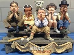 Franklin Mint The Little Rascals / Hard to Find and Very Rare