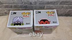 Funko POP! Cartoon Network- Powerpuff Girls Lot of 5 (HARD TO FIND! MINT BOXES!)