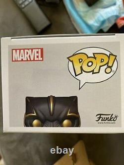 Funko Pop! Black Panther T'Chaka Hollywood 867 USA in Hand Mint Box Hard To Find