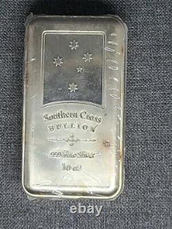 Geiger Southern Cross 10oz Bar, Mint Sealed, Hard To Find
