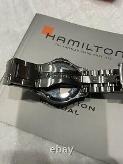 Hamilton khaki king Near Mint Hard To Find Color Quartz