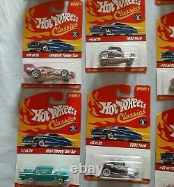 Hot Wheels Classics Series I (Lot 33) Hard to Find
