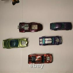 Hot wheels redlines lot of 5 hard to find collection mustang heavy Chevy ect