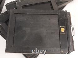 Huge Lot of 3 1/4 x 4 1/4 Slotted Film Holders Hard to Find