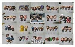 Huge lot of 73 Funko Pops! Some exclusive & hard-to-find, total value over $1K