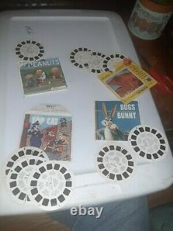 Huge lot of a 101 Viewmaster Slides View-Master HARD to FIND LOOK READ AS IS