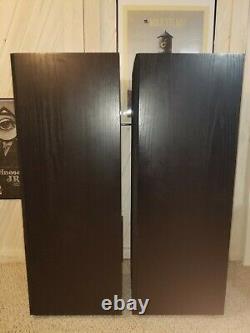 KLIPSCH hard to find KLF-30 floor speakers mint condition CONSECUTIVE SERIALS