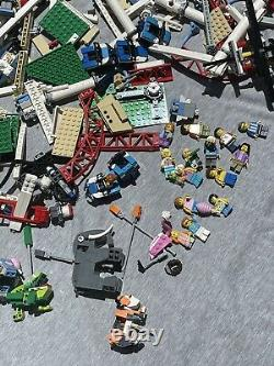 LEGO 10247 Ferris Wheel + 10257 Carousel Lot 2 Hard to Find Sets
