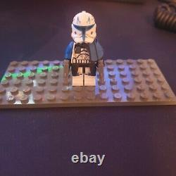 Lego Minifigure Bulk Lot of 36 hard to find figures (captain rex phase 2)