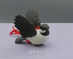 Lenox Winter Holiday Birds Ornaments Set of 10 Very Hard to Find Mint