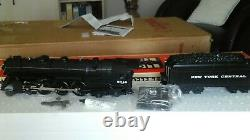 Lionel 6-18005 NY central 1-700e Hudson 4-6-4 rather hard to find, MINT