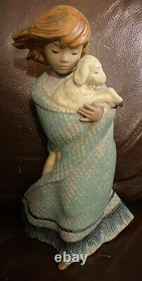 Lladro 2164 My Lost Lamb Mint Condition! Gres! No Box! Hard to Find