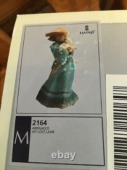 Lladro 2164 My Lost Lamb Mint Condition! Gres! Original Box! Hard to Find