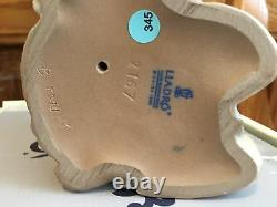 Lladro 2167 Fernando Mint Condition! Gres Finish! Original Box! Hard to Find