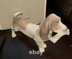 Lladro 6398 Morning Delivery Retired Mint Condition! No Box! Rare, Hard to Find