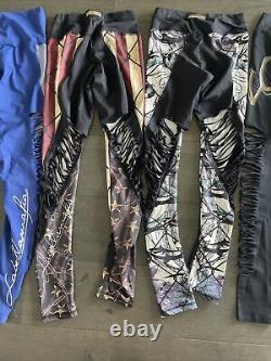 Lot 5 Labellamafia Brazilian Sexy Cutout Leggings Small Hard To Find